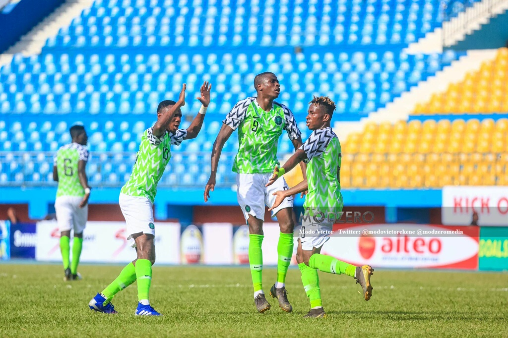 Super Hero Osimhen Thrilled To Help U-23 Eagles Down Libya