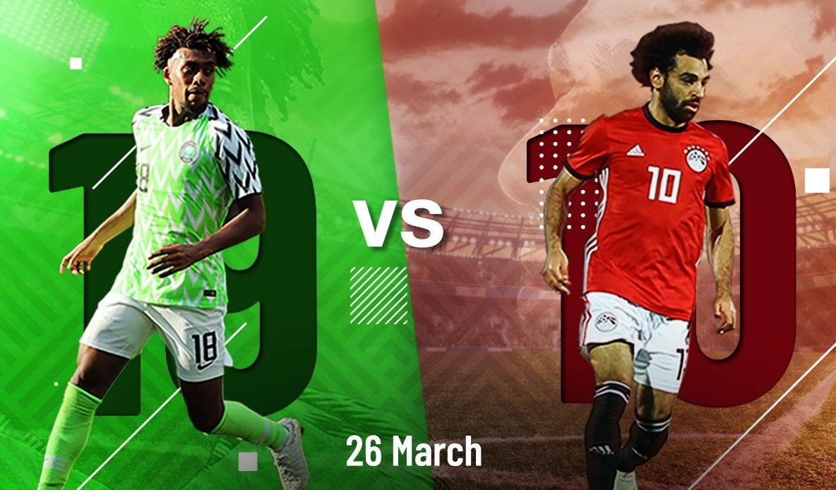 Nigeria vs Egypt, Brazil vs Czech Republic Friendlies Live on GOtv