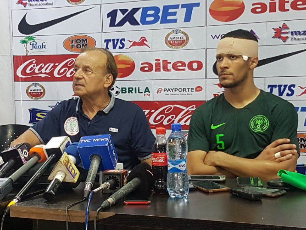 Rohr: My Eagles Are 69% Ready For AFCON
