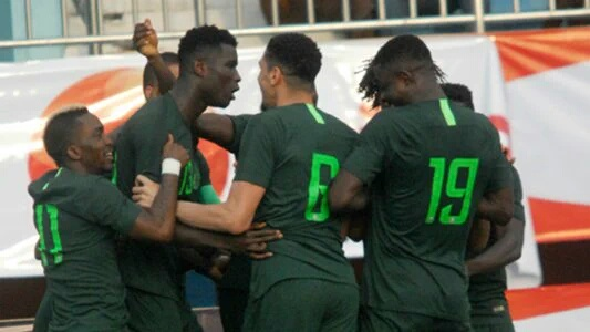 Onuachu Thrilled To Open Super Eagles Account In Win Vs Egypt