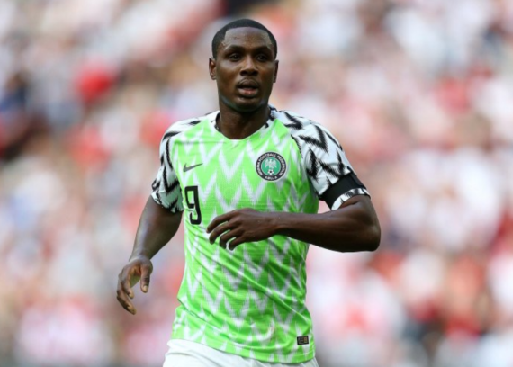 Ighalo Vows To Replicate Scoring Form At AFCON
