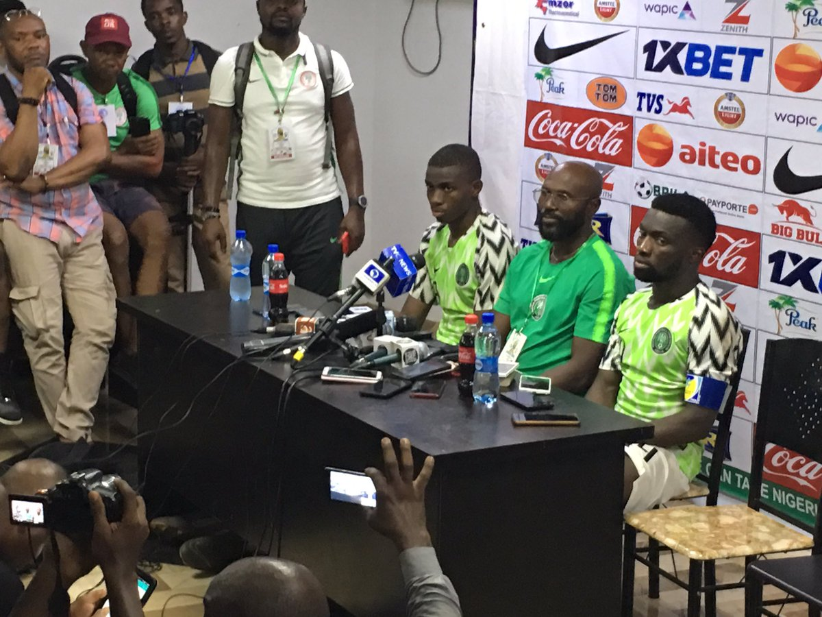 Amakpakabo Proud Of Olympic Eagles' Feat
