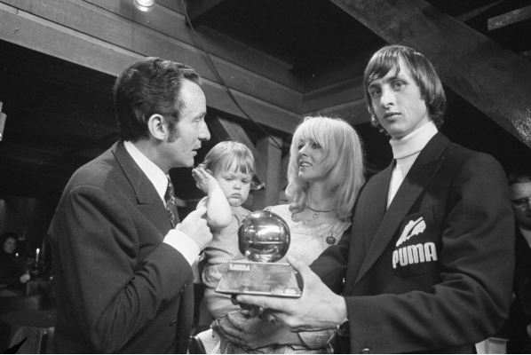 3 Ballon d'Or in the 1970s