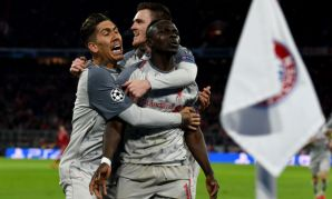 Mane, Messi Net Double Each As Liverpool, Barca Advance To UCL Quarter-Final