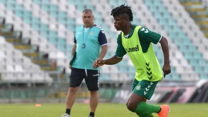 Agu Rues Super Eagles Omission Due To Injury