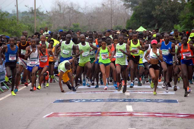 Okpekpe Organisers Retain MYLAPS Timing For May 25 Race