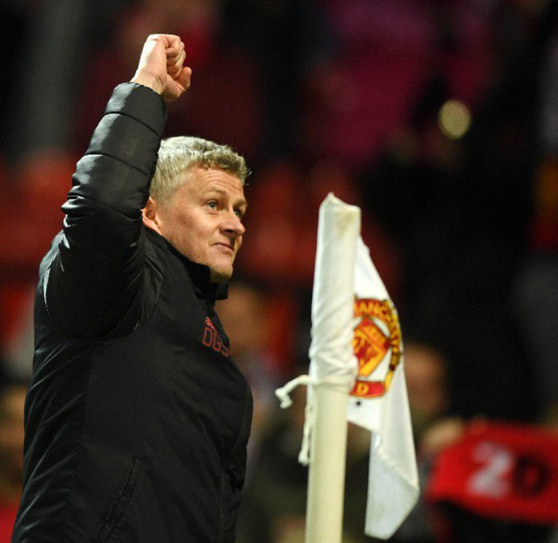 Manchester United Appoint Solskjaer Full-Time Manager