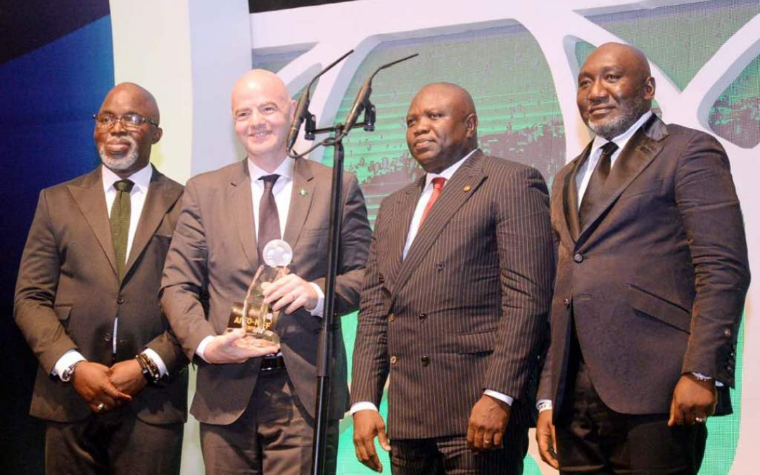 2nd AITEO-NFF Football Awards Holds April 1 In Lagos
