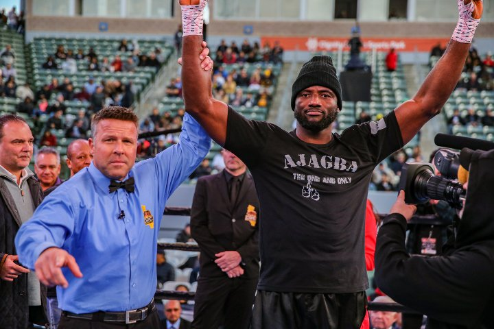 INTERVIEW – Efe Ajagba: I'm From Naija With God-Given Natural Power – World Heavyweight Boxing Title Is My Target
