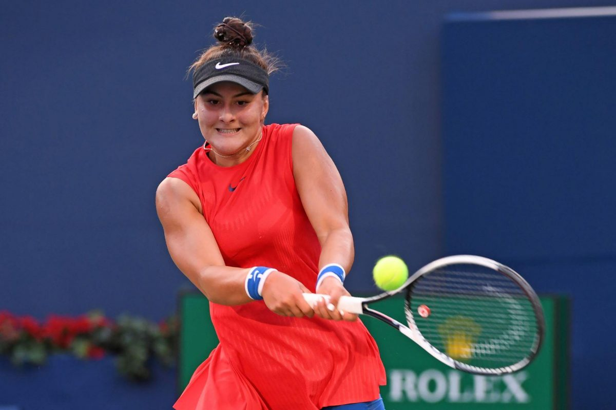 Andreescu Completes Memorable Week At Indian Wells