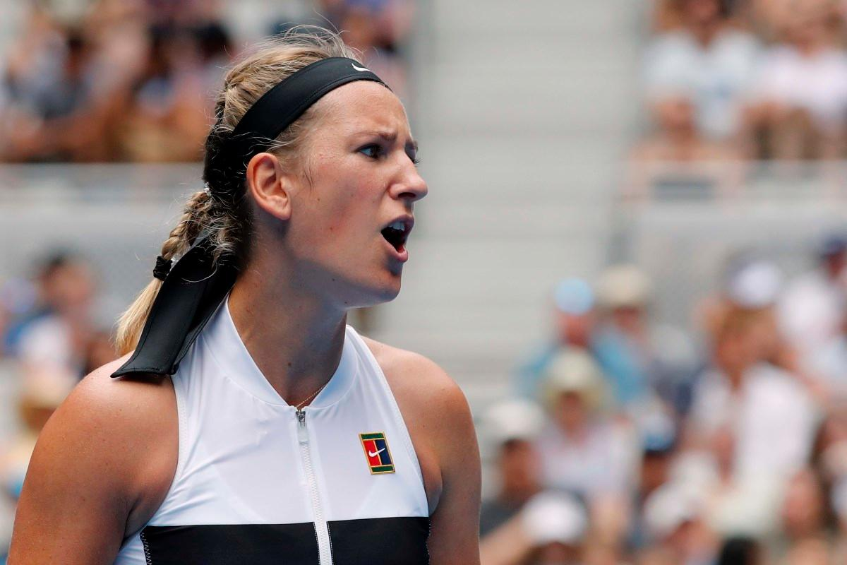 Azarenka Relishing Williams Test