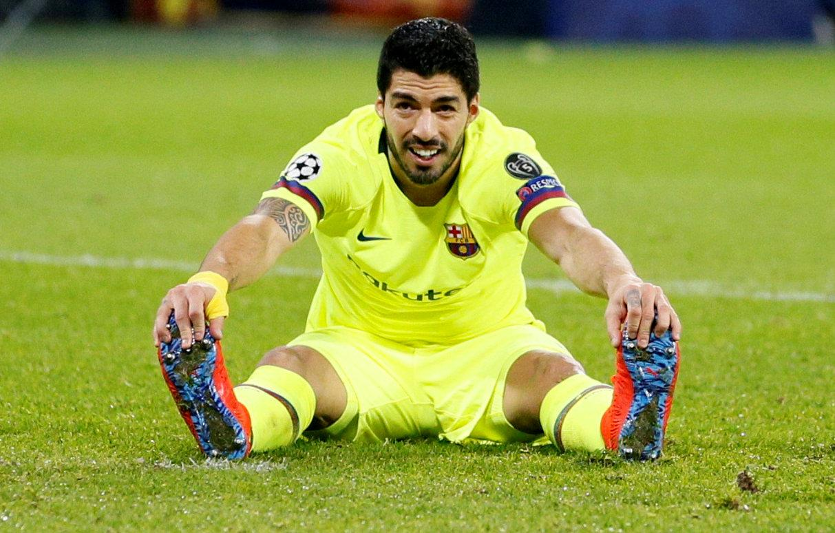 Barcelona Hit By Suarez Blow