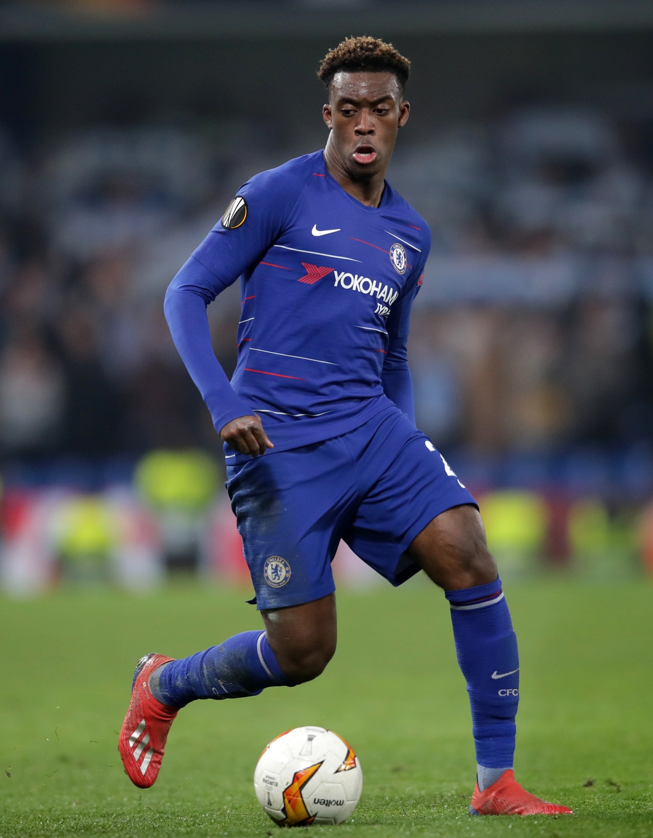 Blues Youngster In Dreamland