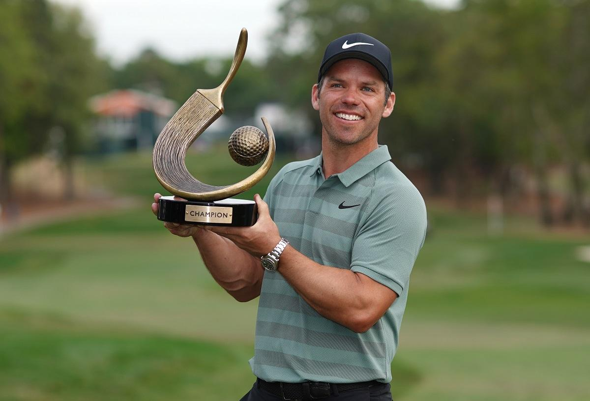 Casey Stays On Course For Valspar