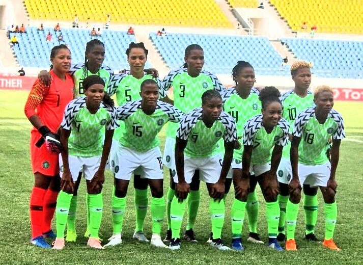Cyprus Cup: Super Falcons Thrash Thailand, Finish In Seventh Position