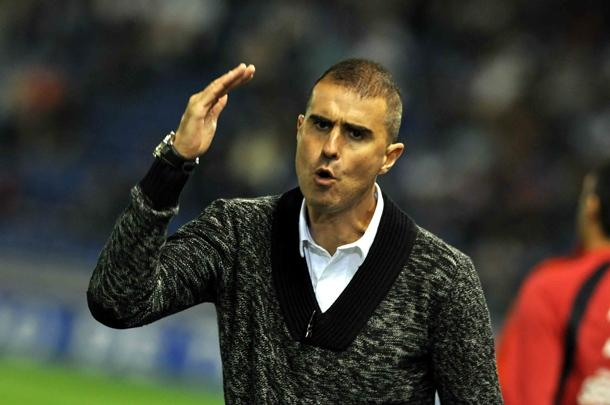 Draw Leaves Garitano Frustrated