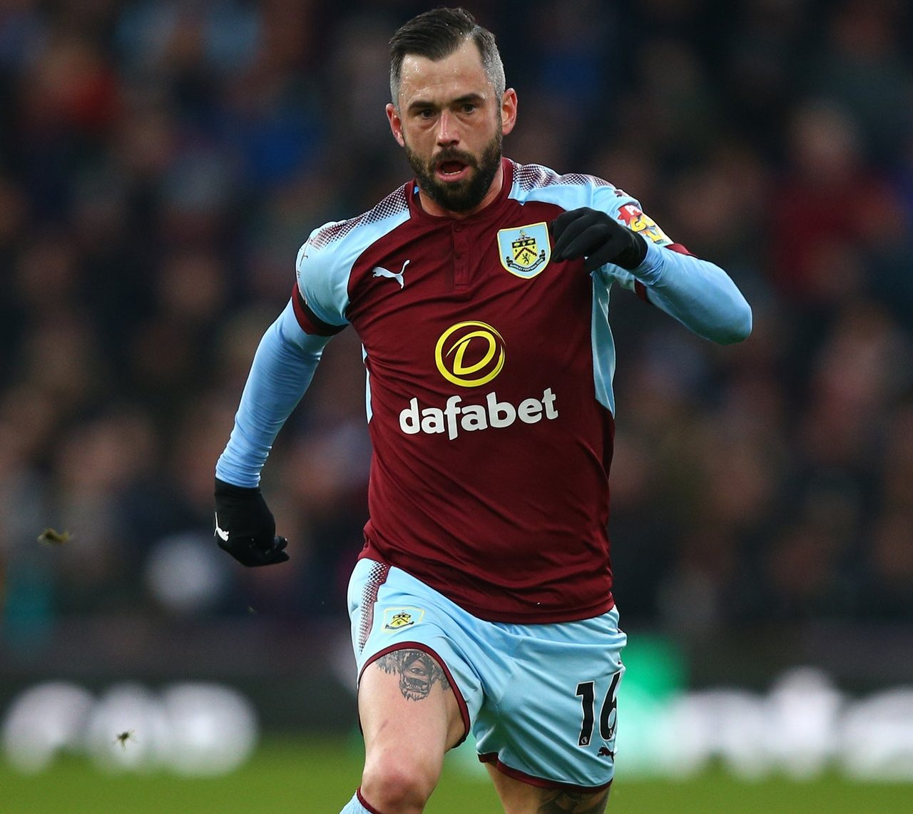 Dyche Confirms Defour Injury Blow