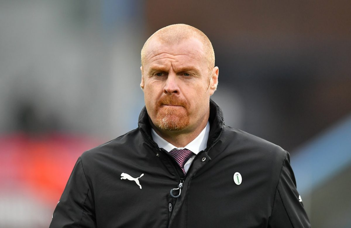 Dyche Hailed At Burnley
