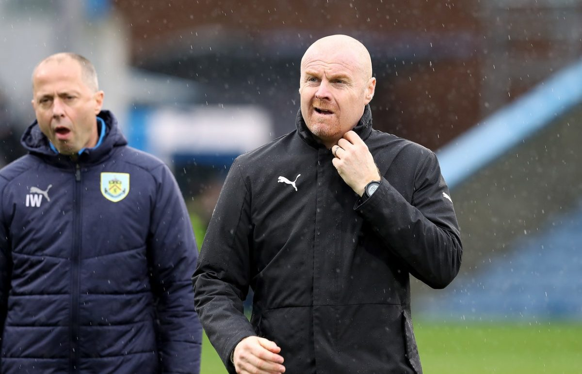 Dyche Ready To Get To Work