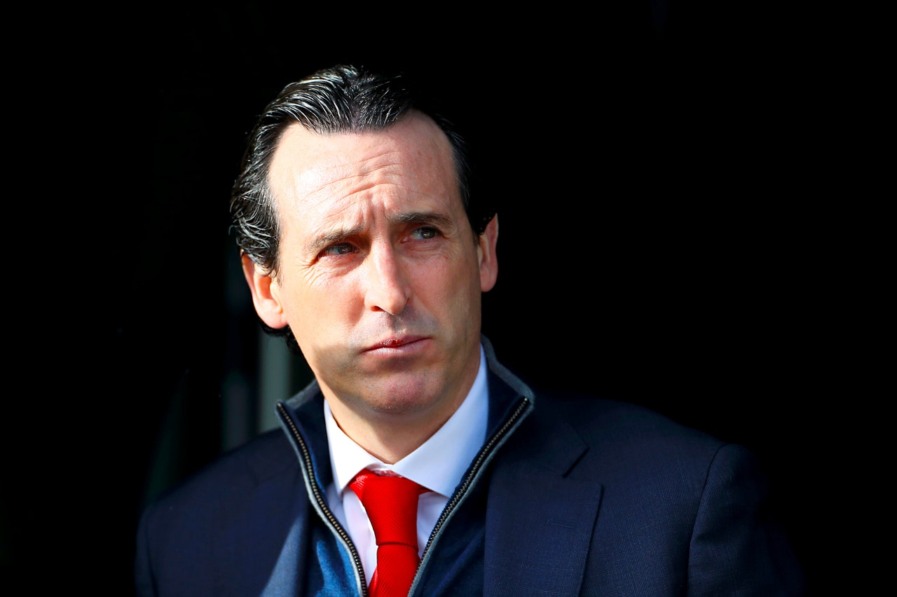 Emery After Huge United Display