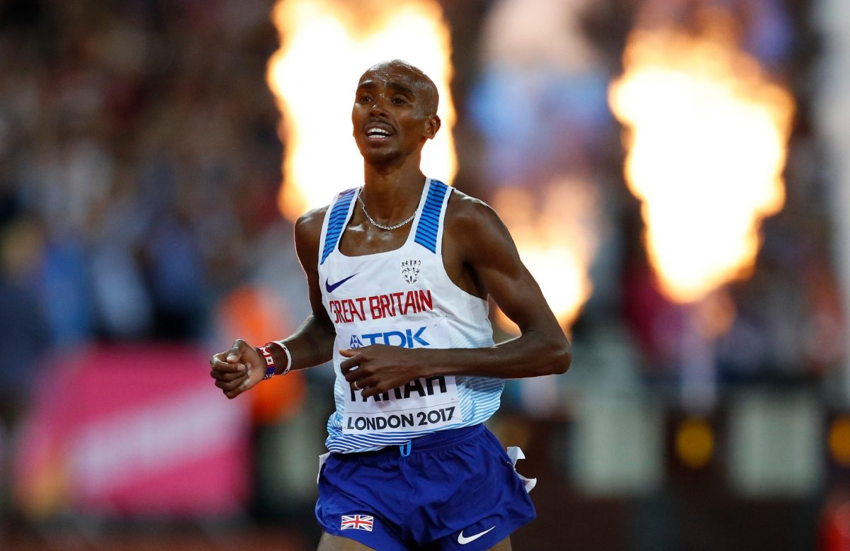 Farah Hints At Track Return