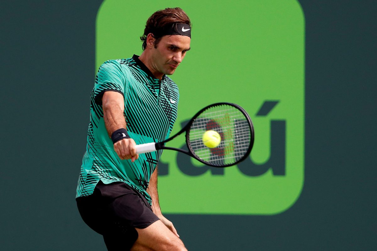 Federer Puts Retirement Talk On Hold