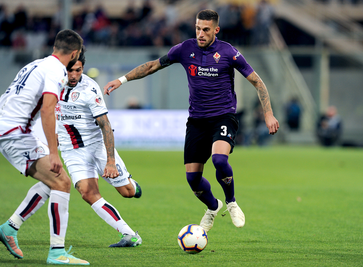 Serie A Round 28 Preview: Fiorentina Could Climb Table With Win Over Cagliari