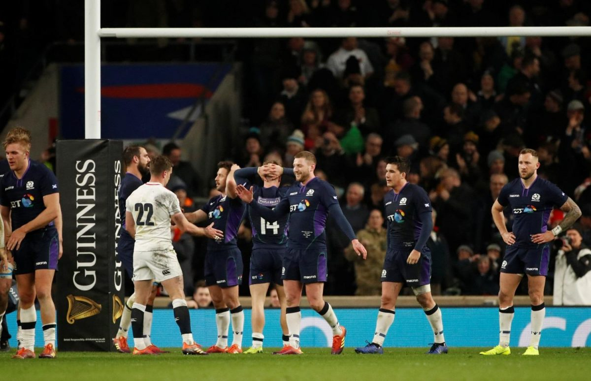 Ford Saves England's Blushes