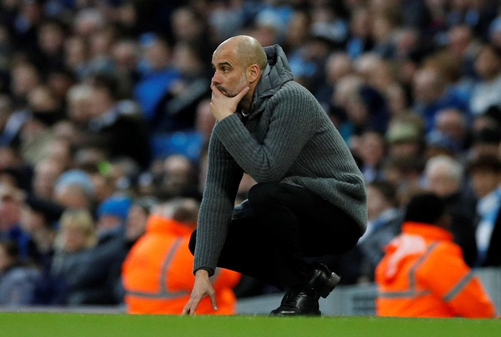 Guardiola Coy On Quadruple Chances