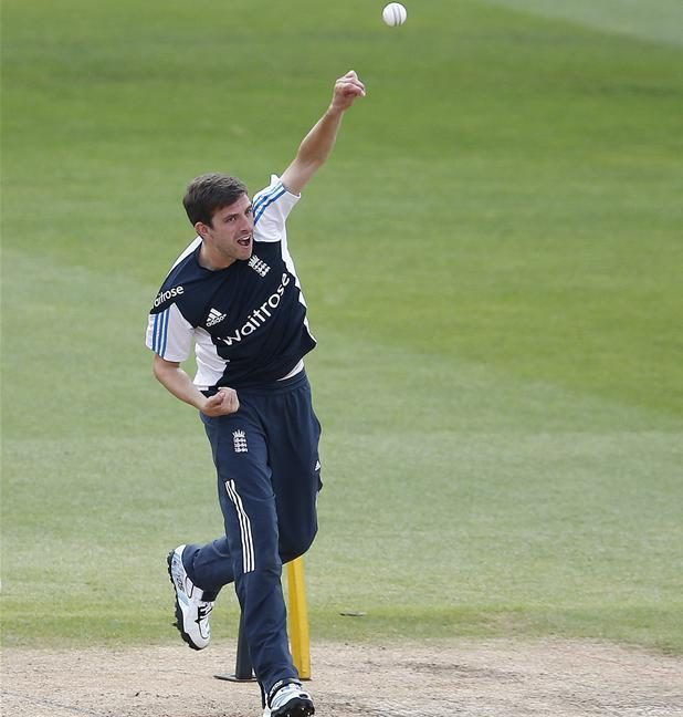 Gurney Has England Hopes