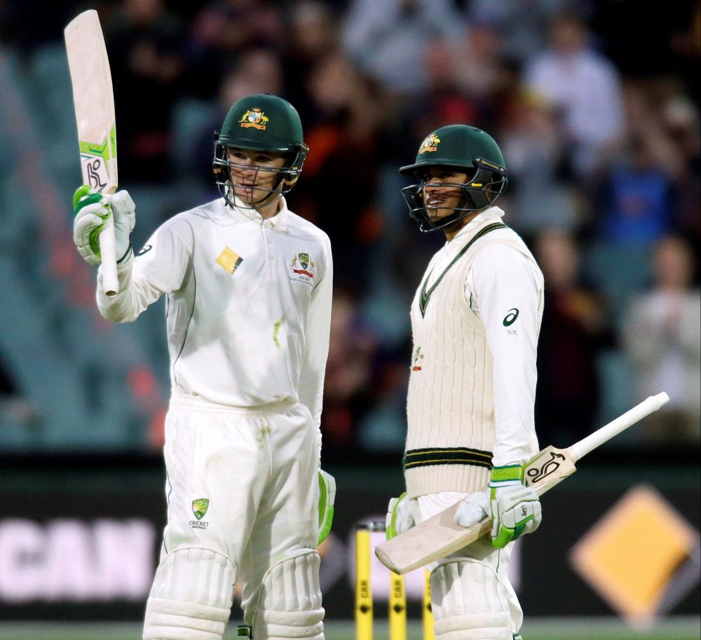Handscomb Ton Guides Aussies To Record Victory