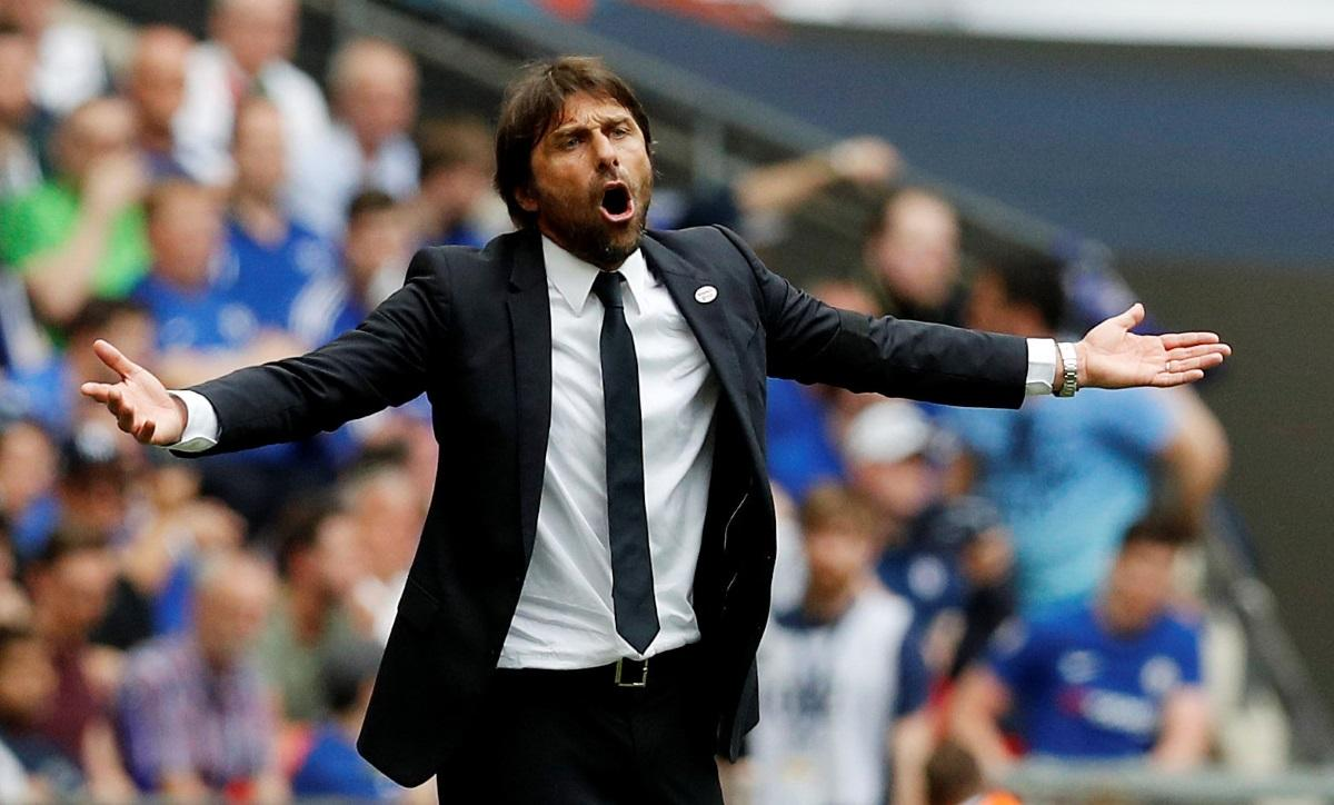 Inter Set To Swoop For Conte