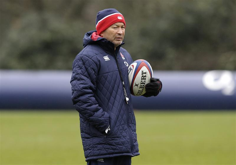 Jones Questions England Mentality