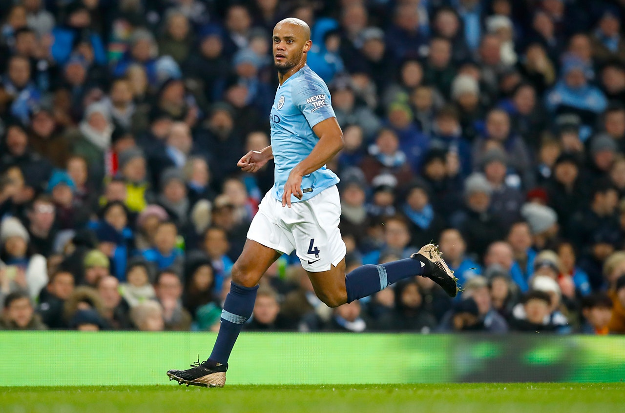 Kompany To Reject Milan Offer