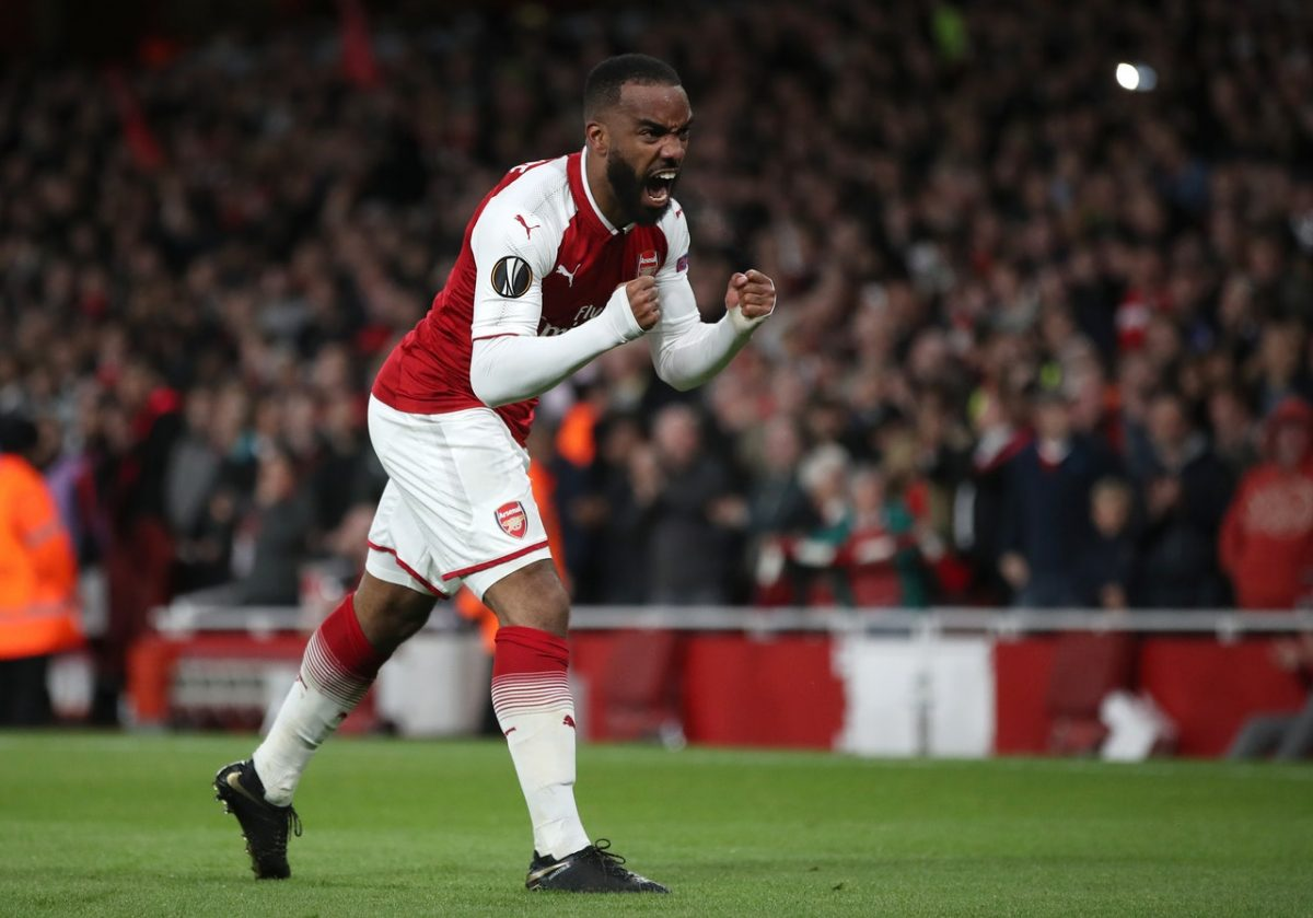 Lacazette Back For Gunners