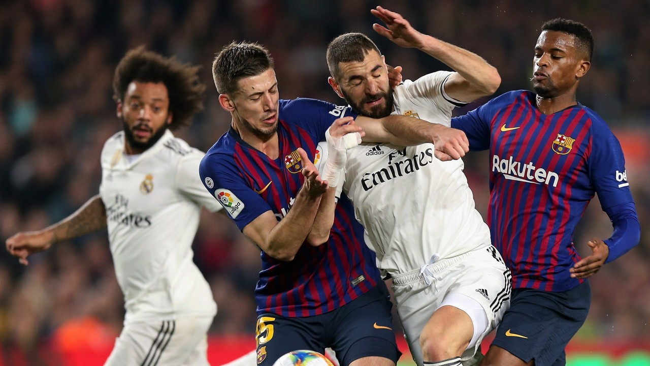 La Liga Round 26 Preview: Real Madrid Host Barcelona In El Clasico