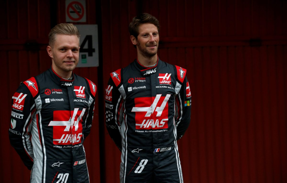 Magnussen Aiming High In F1 Career