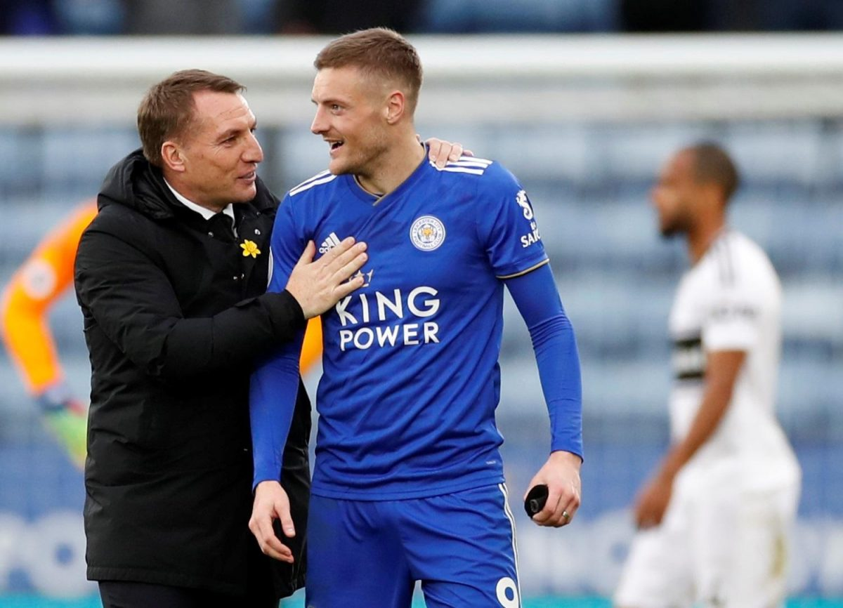Maguire Gives Extra Backing To Vardy
