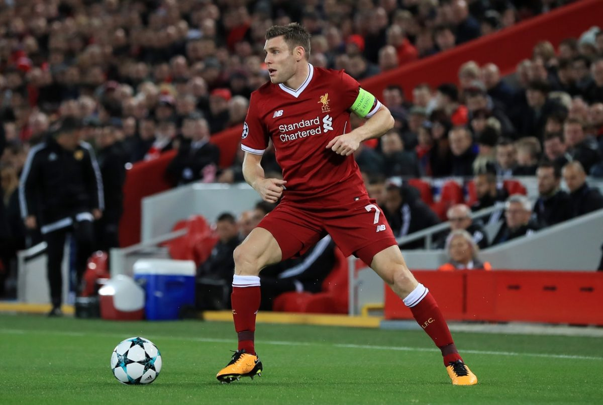 Milner Facing Fitness Race