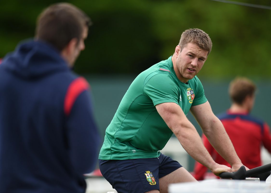 O'Brien Dropped For France Clash