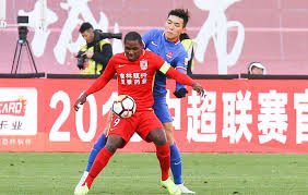 CSL: Ighalo Suffers Heavy Defeat On Shanghai Shenhua Debut