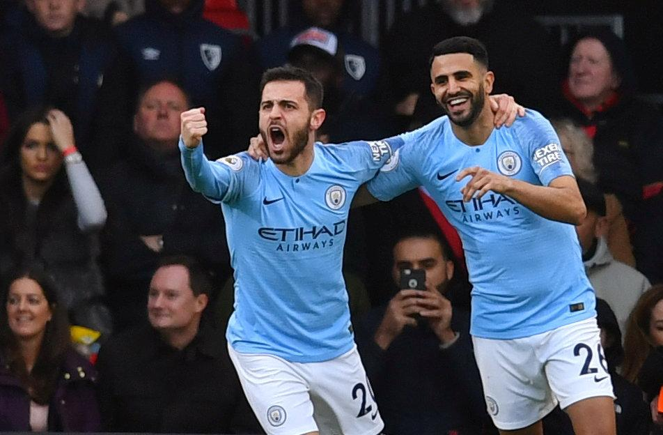 Pep Hails Mahrez Attitude After Crucial Strike