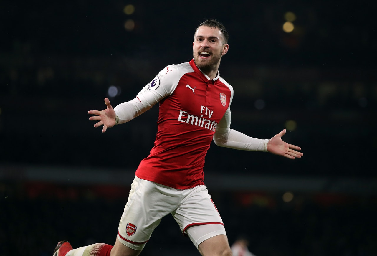 Ramsey Back With Gunners For Treatment