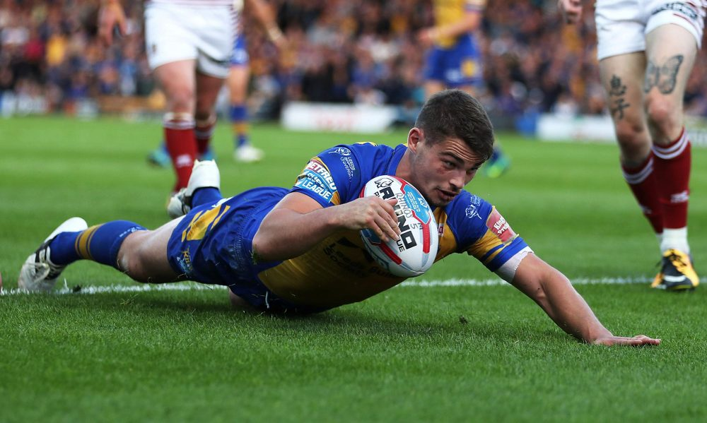 Rhinos Forward Out Until May