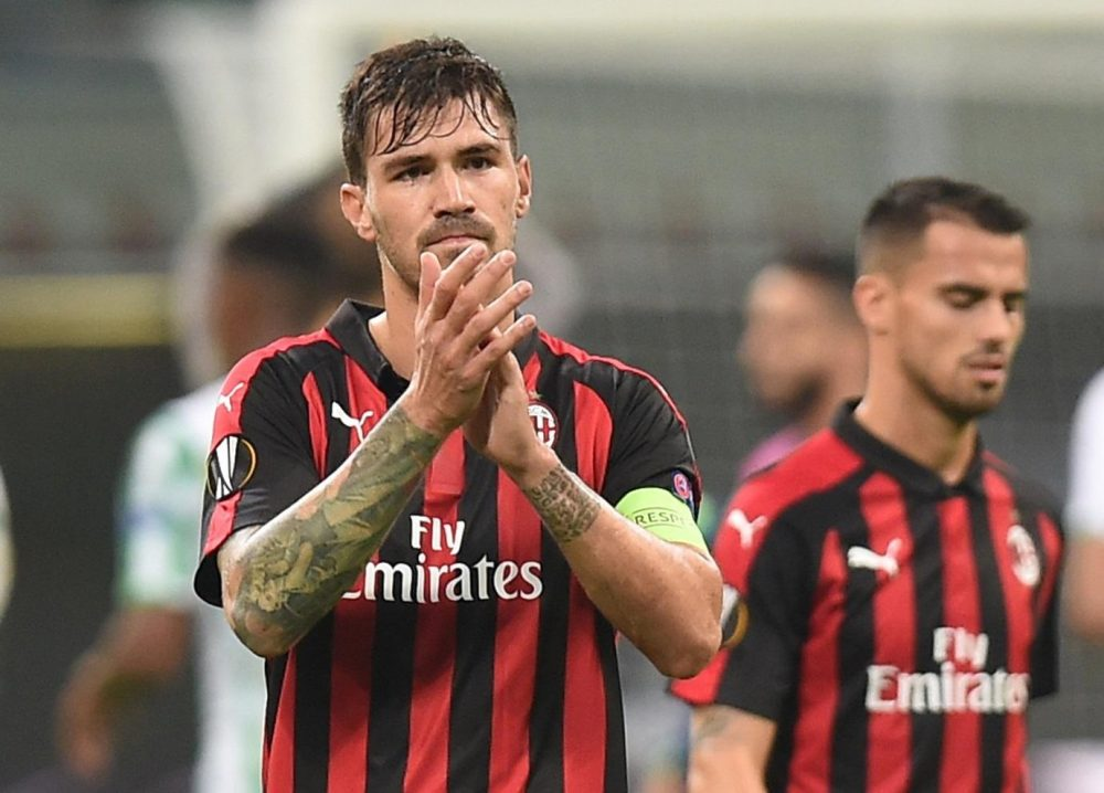 Romagnoli Demands Derby Improvement