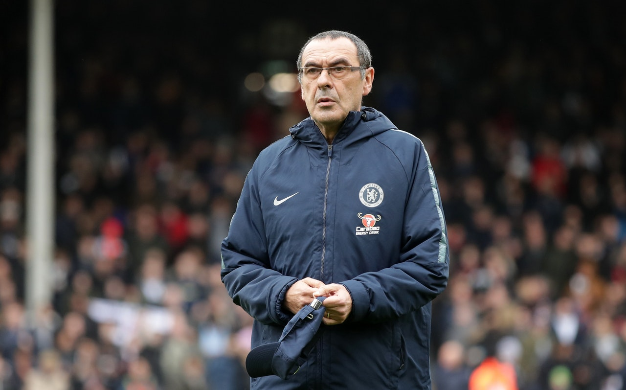 Sarri Confident Over Blues Future