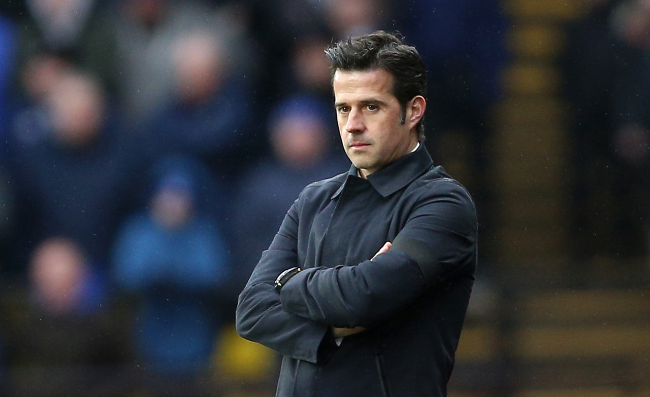 Silva Delighted With Everton Fightback