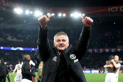 Solskjaer Tips United To Win UCL