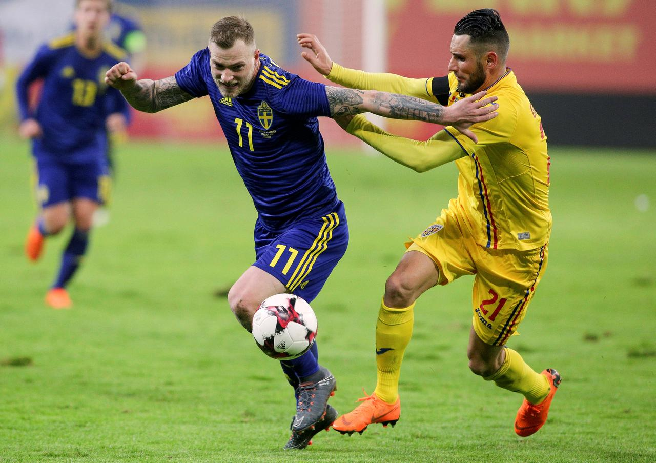 Euro 2020 Qualifying: Sweden And Romania Face Off With Both Looking To Make Winning Start To Campaign