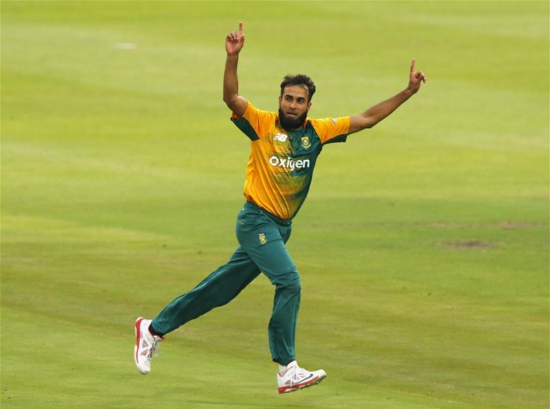 Tahir Explains Decision To Step Down From ODIs